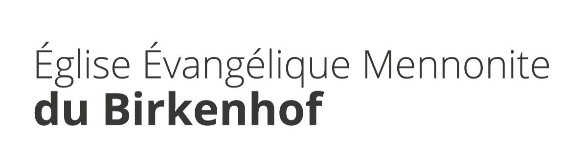 Eglise mennonite du Birkenhof